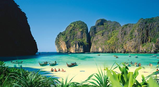 Tajlandia, Koh Phi Phi
