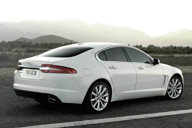 Jaguar XF po faceliftingu