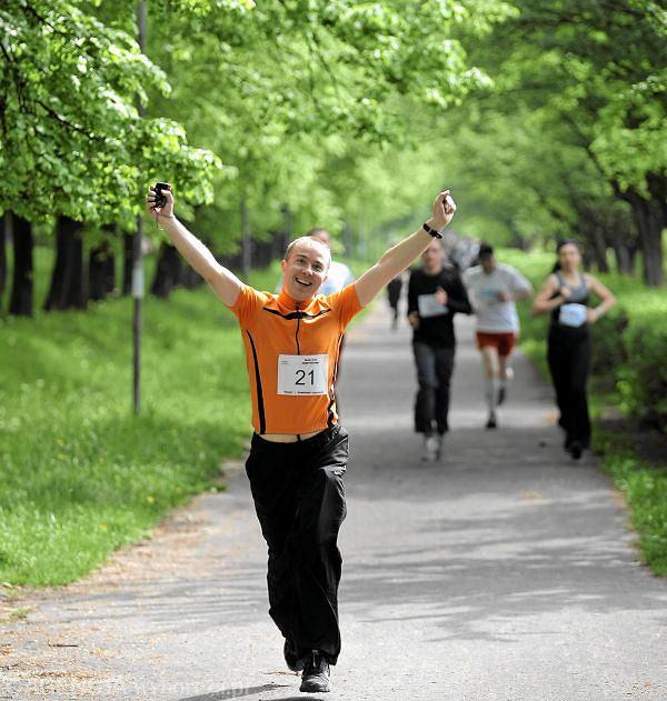 Częstochowa, weekend Polska Biega 2010, bieg na dystansie 3 km