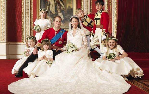 Książę William i księżna Kate.