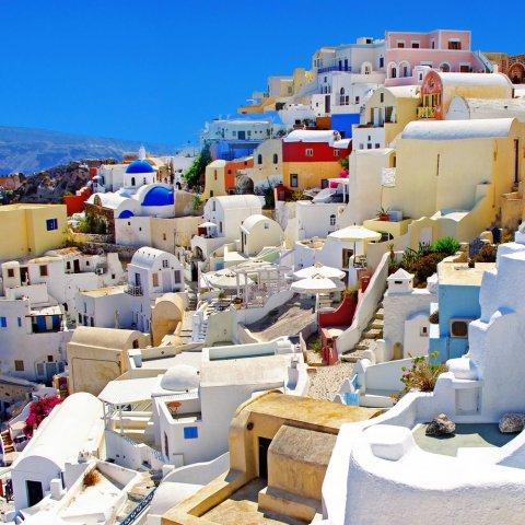 Oia, Grecja