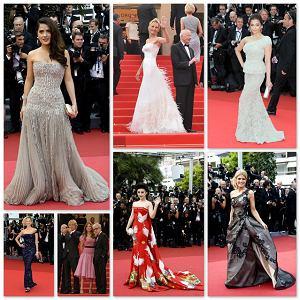 Najlepiej ubrane gwiazdy na otwarciu Festiwalu w Cannes