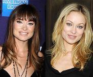 Olivia Wild - brunetka, czy blondynka