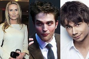 Hanna Lis, Robert Pattinson, Alexander Rybak.