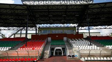 Stadion Ludowy czeka na piłkarzy z Zabrza