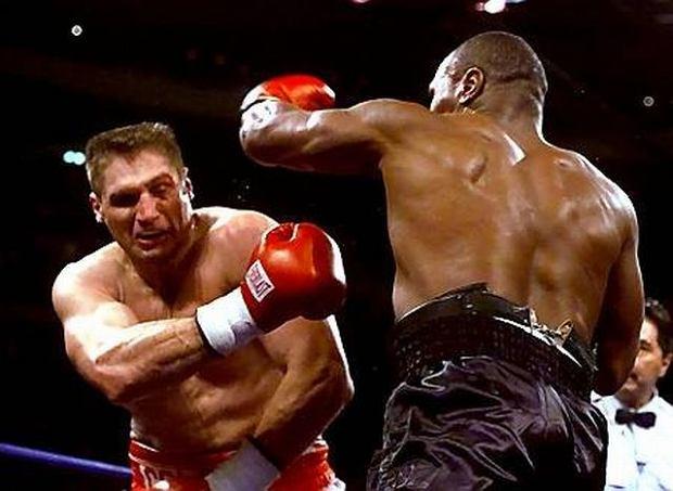 Mike Tyson dopuścił się oszustwa przed walką z Andrzejem Gołotą i zniszczył Polaka