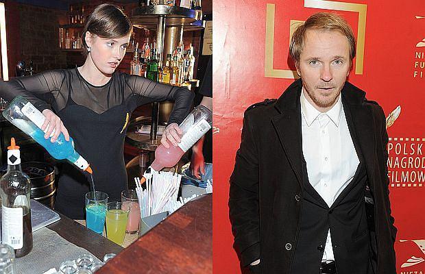 Olga Frycz i Jacek Borcuch - romans się kończy?