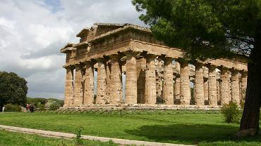 Świątynia w Paestum