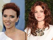 Która gwiazda wygląda lepiej w wiśniowym odcieniu włosów