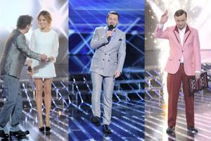 Kuba Wojewódzki, Maja Sablewska, Jarosław Kuźniar, Czesław Mozil z X-Factor.