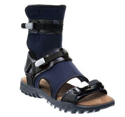 Sandały Lanvin