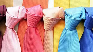 Kolor krawata mówi o nas więcej, niż byśmy chcieli