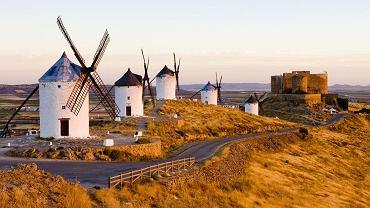 Hiszpania. La Mancha