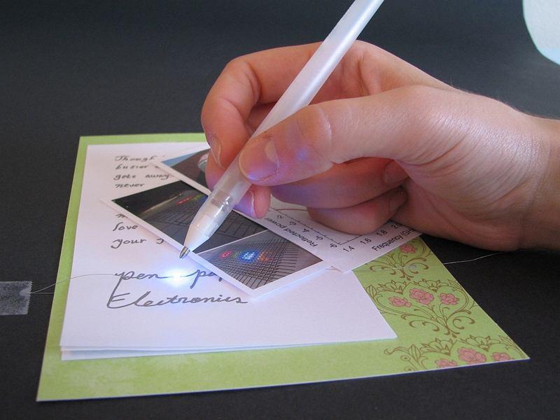 Długopis, którym można