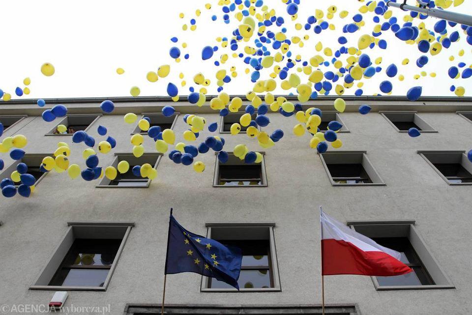 Dom Europy przy ul. Widok 10 we Wrocławiu