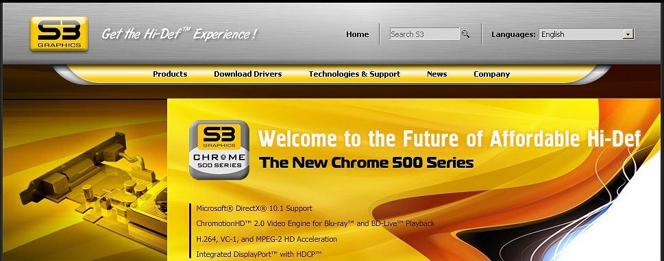 HTC kupi S3 Graphics
