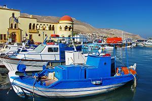 Grecja. Kalymnos - na wyspie poławiaczy gąbek