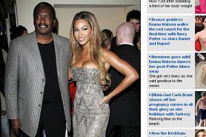 Ojciec Beyoncé przeszedł operację usunięcia raka piersi. Teraz ostrzega innych