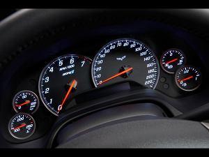 2009 Chevrolet Corvette ZR1. X09CH_CR048  (United States)