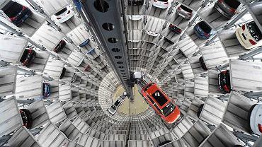Fabryka VW w Wolfsburgu