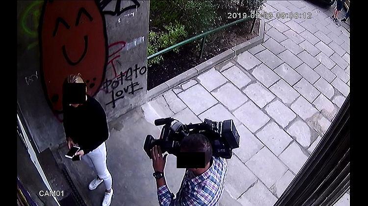 Fałszywa wolontariuszka wróciła pod biuro KPH