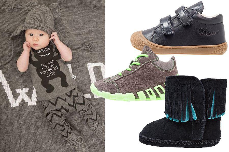 Jakie wybrać pierwsze buty?