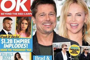 Brad Pitt i Charlize Theron