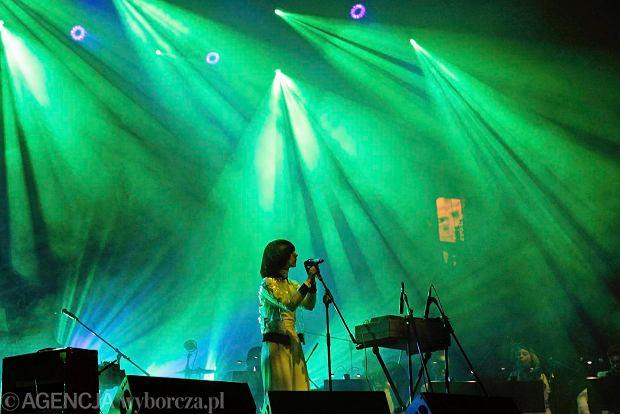 Koncert Moniki Brodki podczas Enea Spring Break 2016