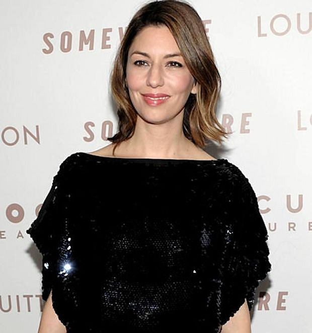 "Director Sofia Coppola arrives at the premiere of the feature film ""Somewhere"" in Los Angeles on Tuesday, Dec. 7, 2010. (AP Photo/Dan Steinberg)"