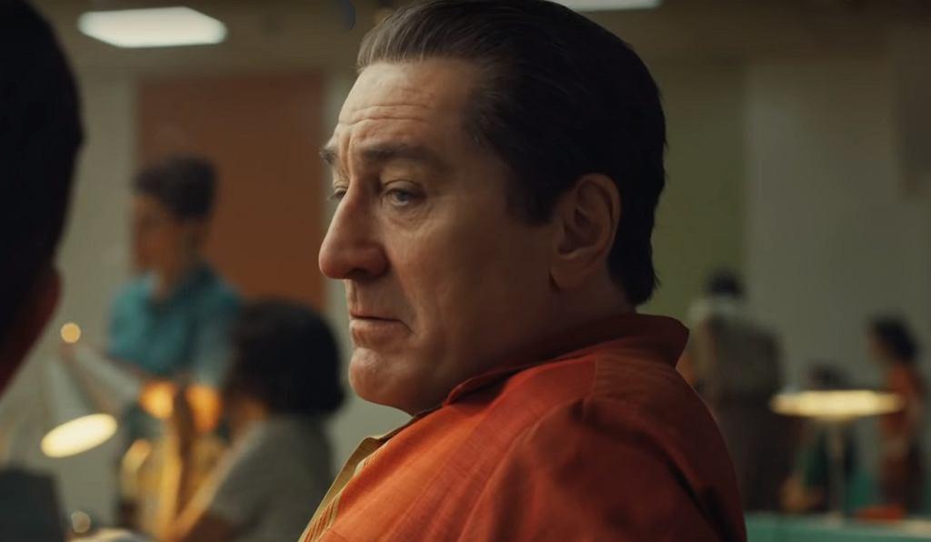 kadr z filmu 'The Irishman'