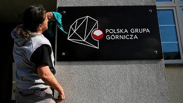 Siedziba Polskiej Grupy Górniczej w Katowicach