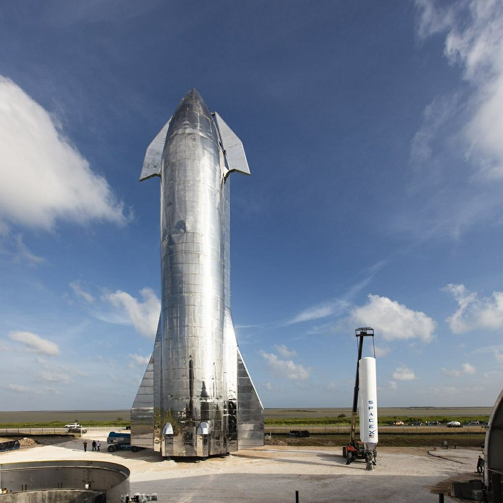 Starship/Fot. Spacex_Twitter