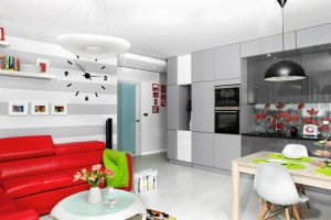 Salon Z Aneksem Budowa Projektowanie I Remont Domu