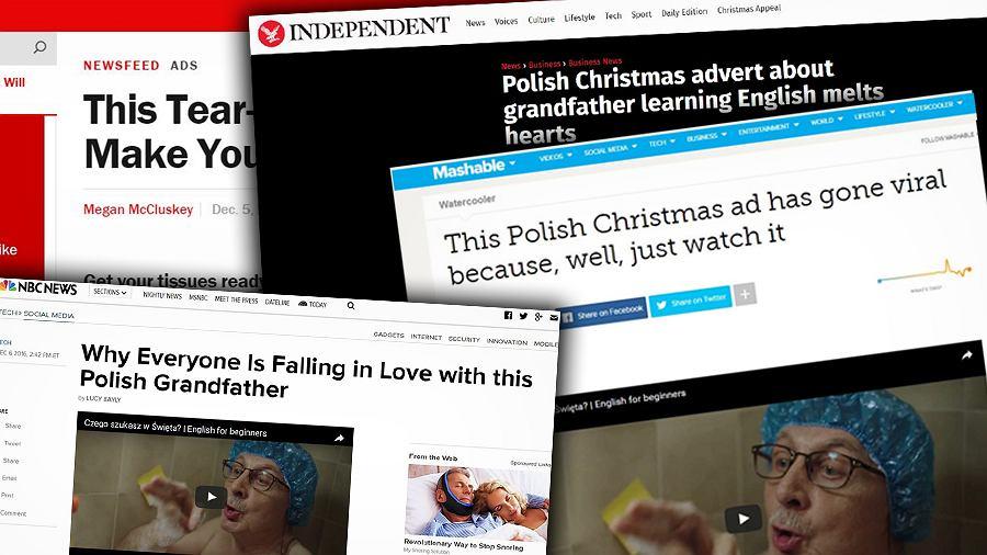 Nagłówki zagranicznych mediów