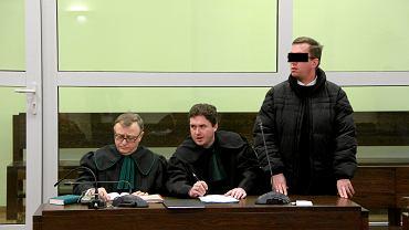Proces księdza Pawła K. Styczeń 2014 r.