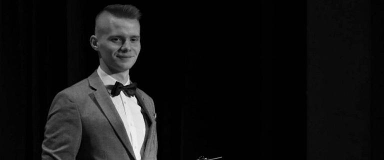 Nie żyje Przemysław Gawin, prezes Bytovii Bytów. Miał 24 lata