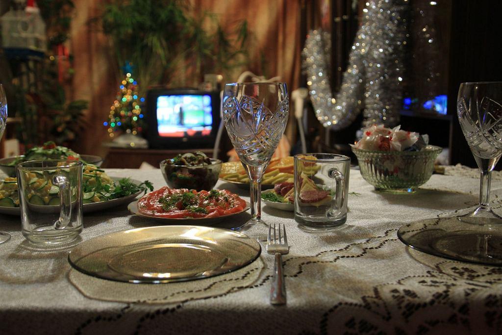 Na Sylwester spędzany w domu można zamówić specjalny catering z trójmiejskich restauracji