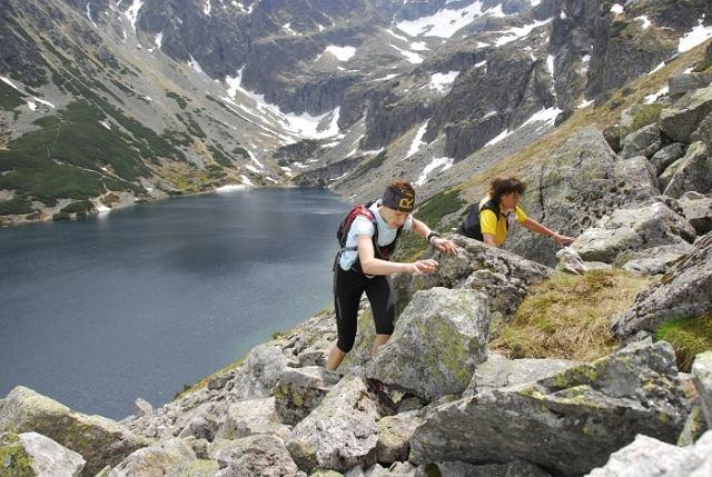 Bieg im. Druha Marduły w Tatrach