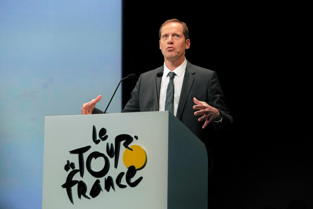 Christian Prudhomme, dyrektor Tour de France