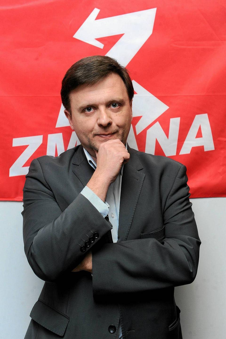 Zdjęcie numer 2 w galerii - Jawny szpieg z partii Zmiana. Dlaczego zatrzymano Mateusza Piskorskiego?