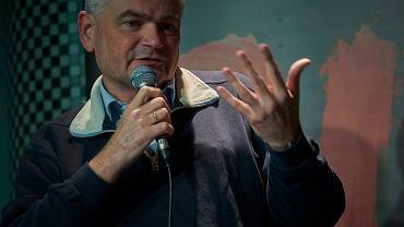 """Edwin Bendyk - debata o spektaklu """"Dziady"""" podczas festiwalu Dialog"""
