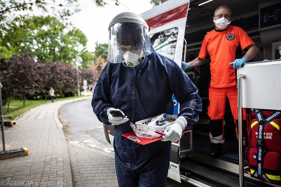 721 nowych zakażeń koronawirusem na Podkarpaciu. W Rzeszowie wciąż jest najwięcej przypadków (zdjęcie ilustracyjne)