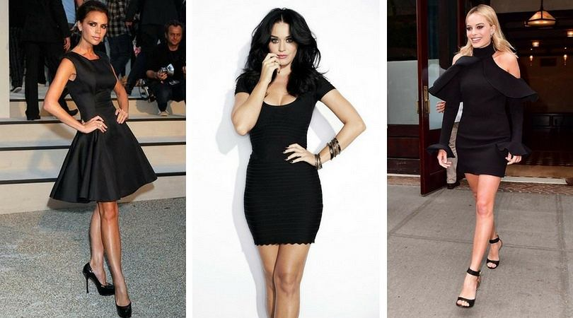 Klasyczną czarną sukienką powinna mieć w swojej szafie każda dziewczyna.