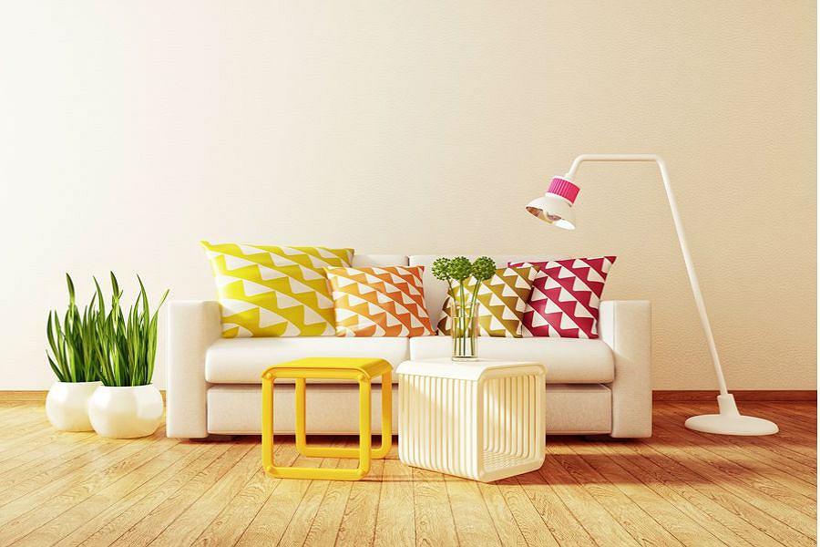 Aranżacja mieszkania - jak dobierać i łączyć wzory?
