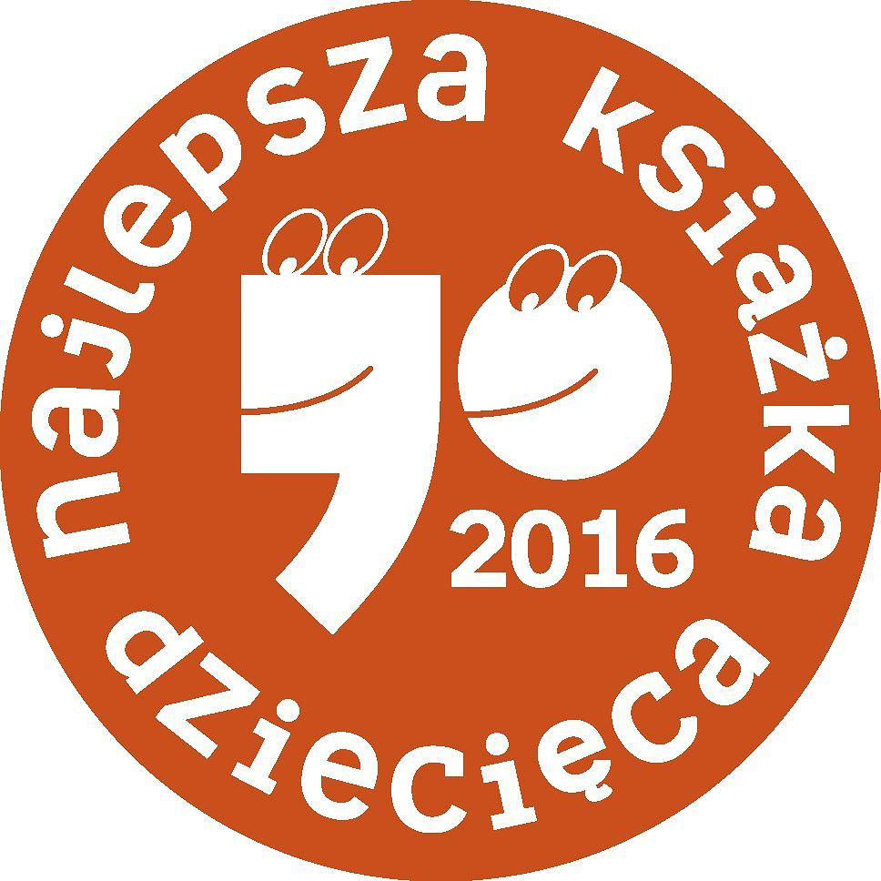 Najlepsza książka dziecięca 'Przecinek i Kropka' 2016