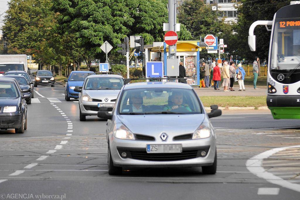 Renault Clio jako samochód do nauki jazdy