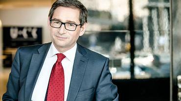 Adam Jasser, prezes UOKiK