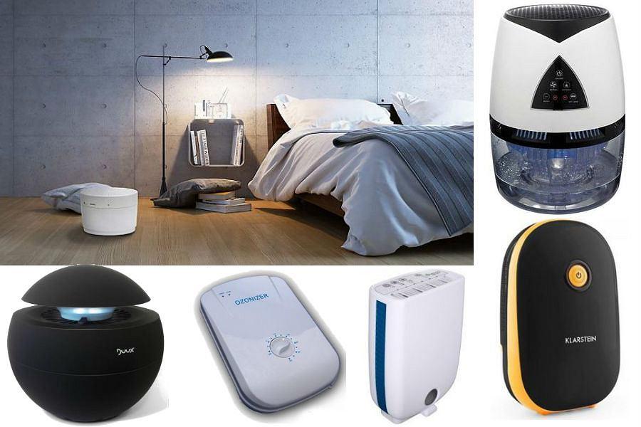 Osuszacze i nawilżacze powietrza, idealne do mieszkań alergików