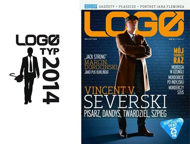LOGOTYP ROKU 2014, NOMINACJA: VINCENT V. SEVERSKI