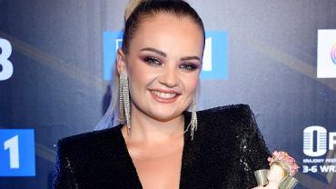 Anna Burcyn zwyciężyła 'Debiuty' w Opolu